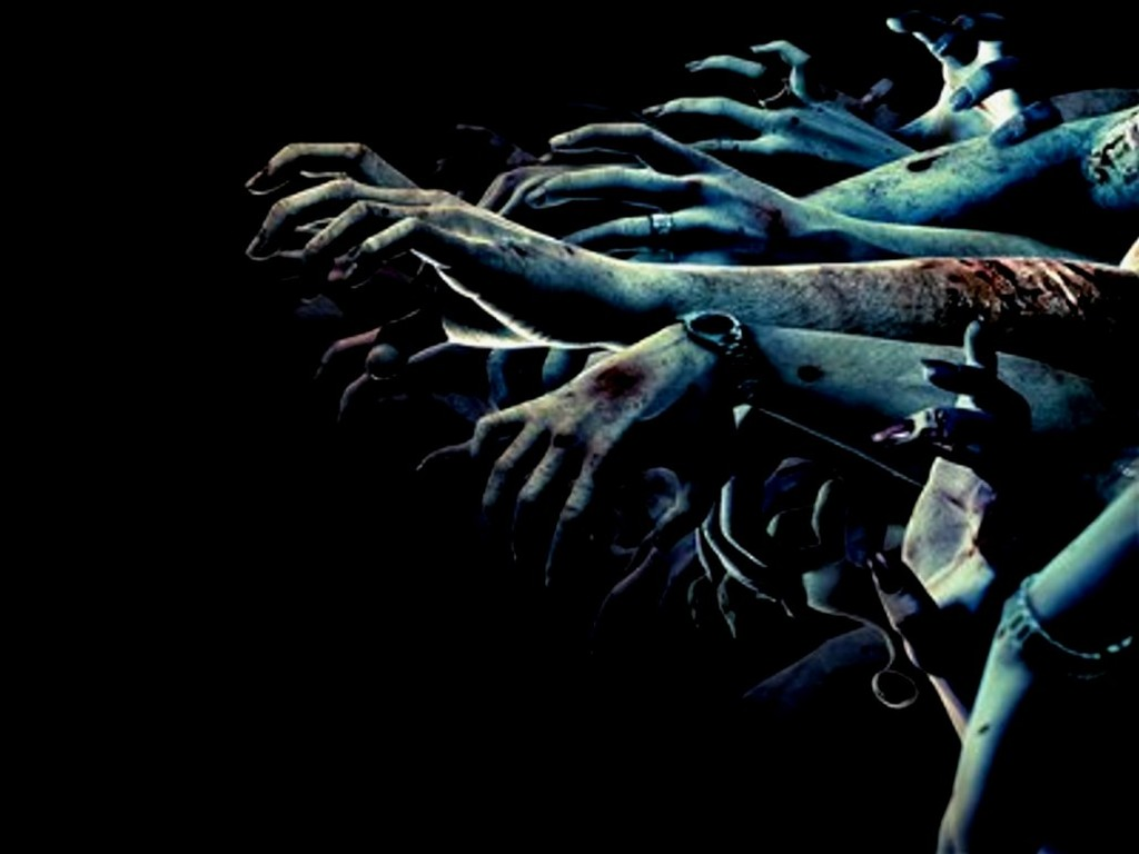 Image result for hands from darkness
